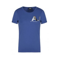 T-SHIRT IN JERSEY DI COTONE STRETCH